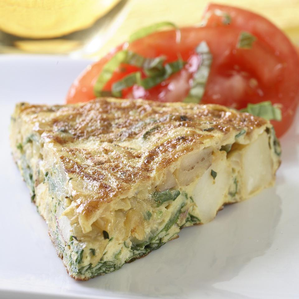 Spanish Tortilla EatingWell Test Kitchen