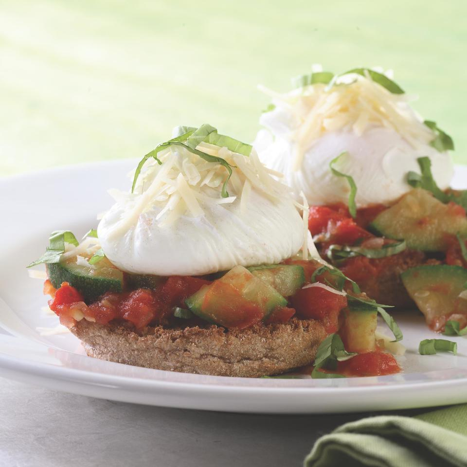Eggs Italiano EatingWell Test Kitchen