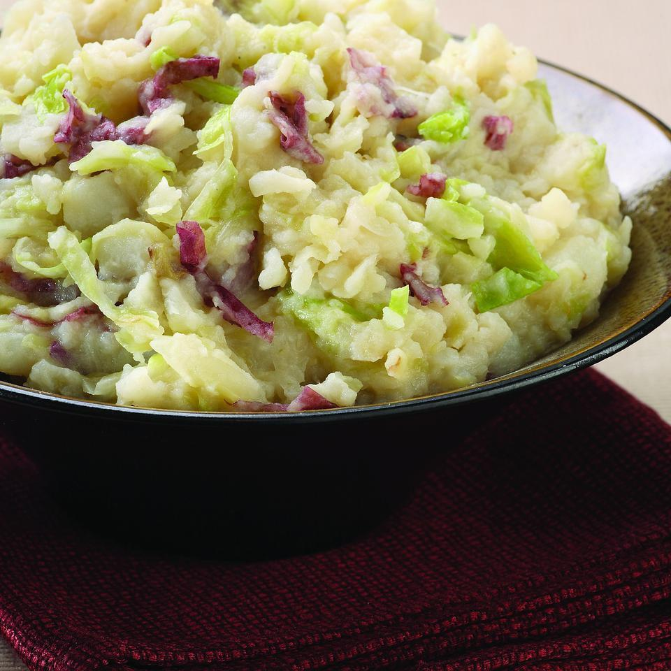 Red Potato Colcannon EatingWell Test Kitchen