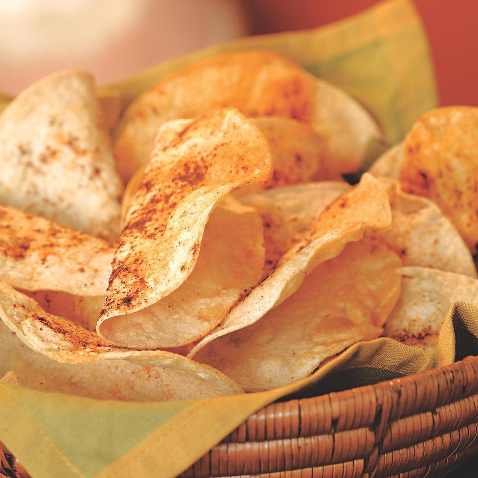 EatingWell Crispy Taco Shells EatingWell Test Kitchen