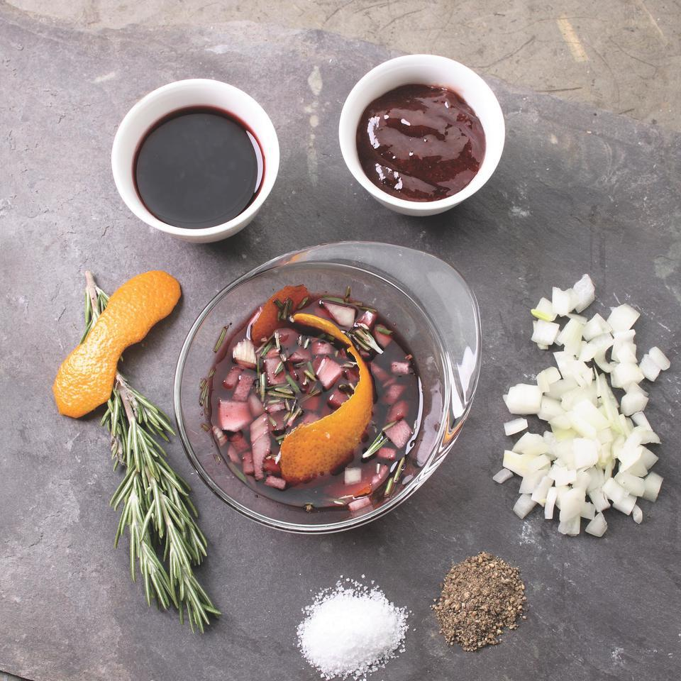 Red Wine Marinade EatingWell Test Kitchen