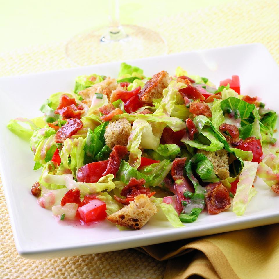 BLT Salad EatingWell Test Kitchen