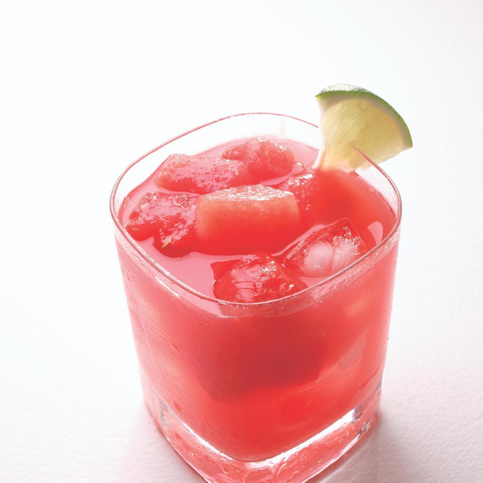 Watermelon Gin Fizz EatingWell Test Kitchen
