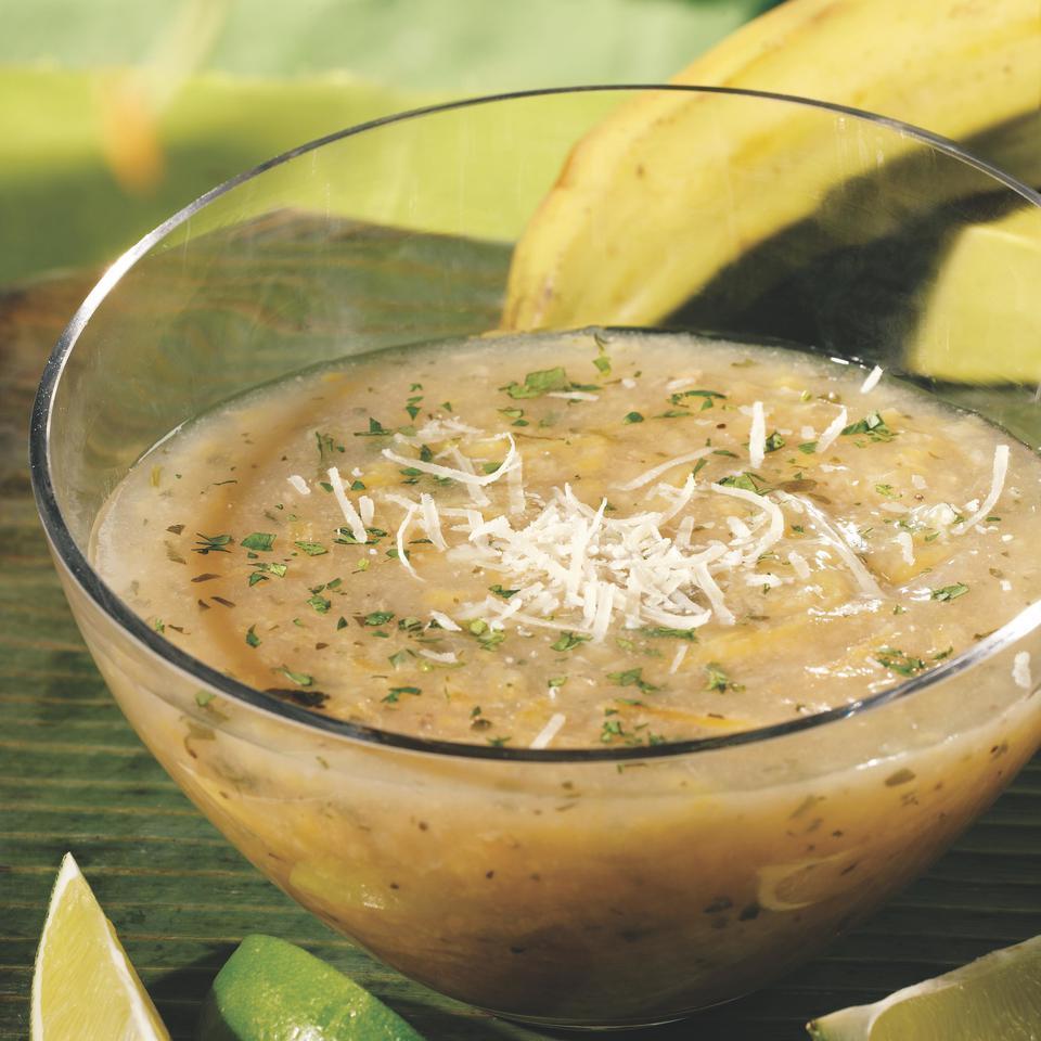Plantain Soup (Sopa de Platanos) Scott Rosenbaum