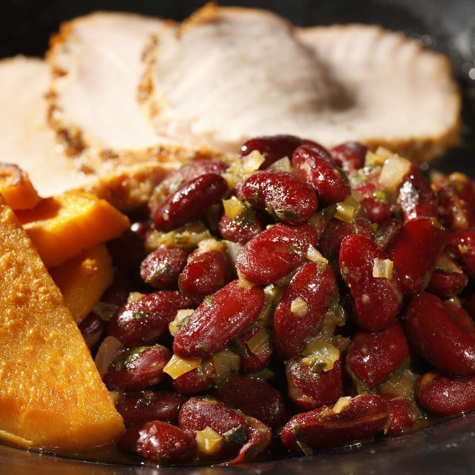Island Red Beans (Habichuelas Coloradas Grandes) Scott Rosenbaum