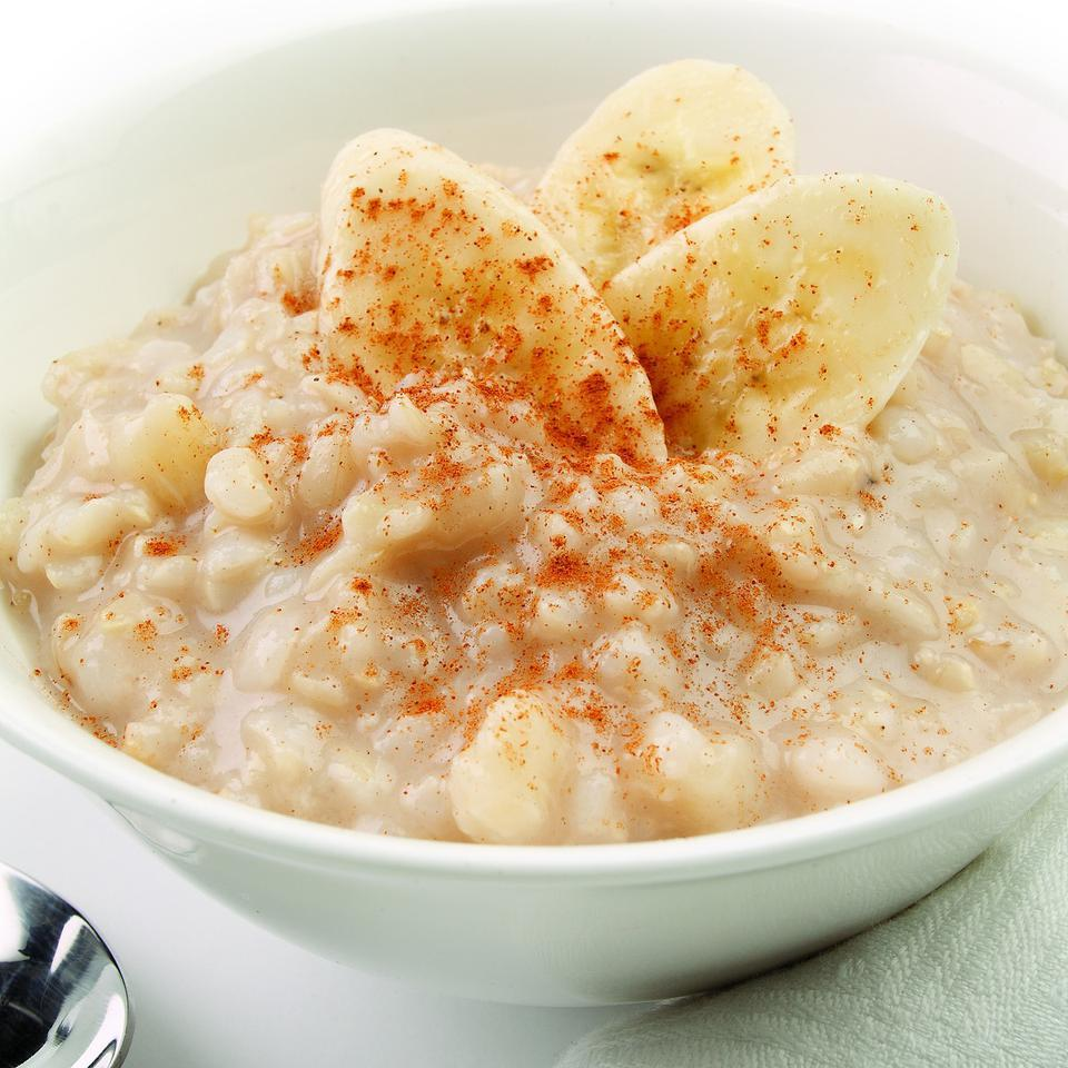 Dairy-Free Banana Rice Pudding EatingWell Test Kitchen