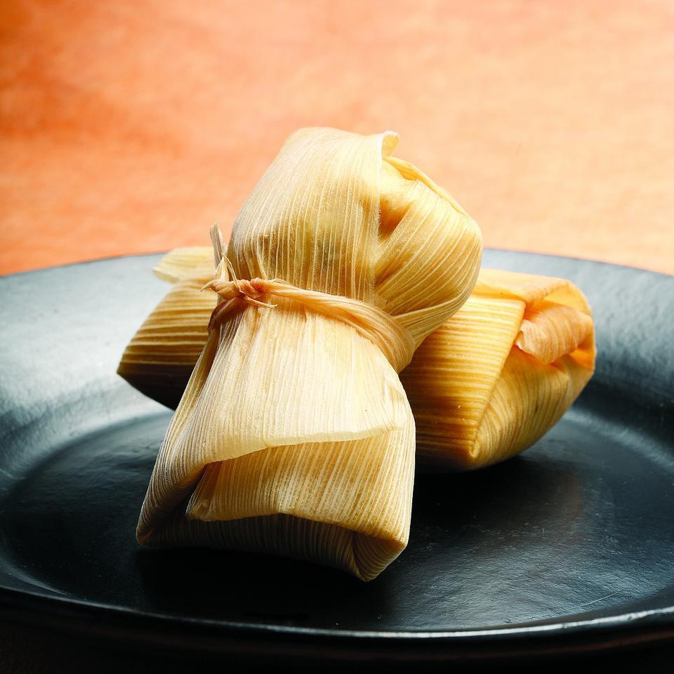 Squash, Black Bean & Goat Cheese Tamales EatingWell Test Kitchen
