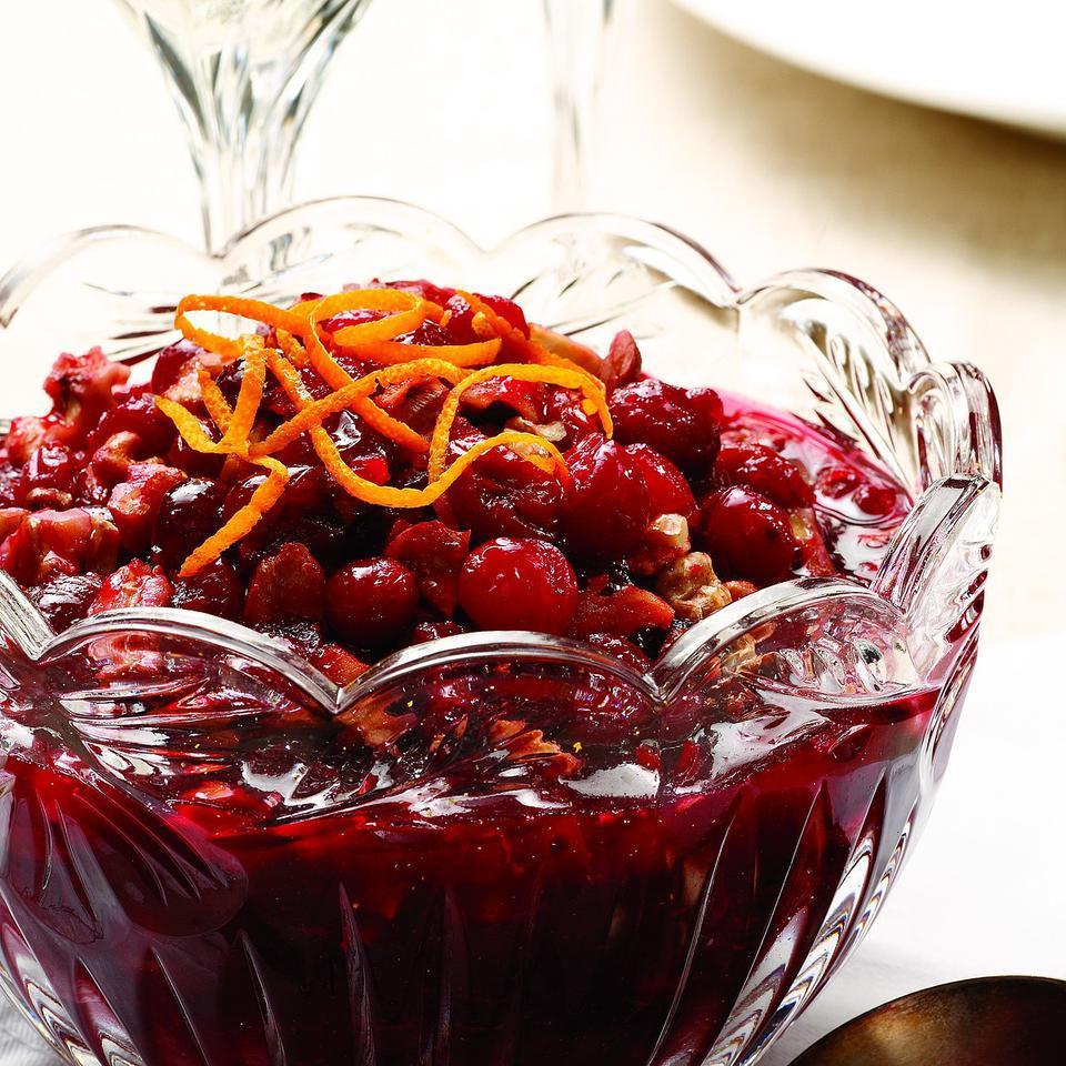 Cranberry, Cherry & Walnut Marmalade Kathy Farrell-Kingsley