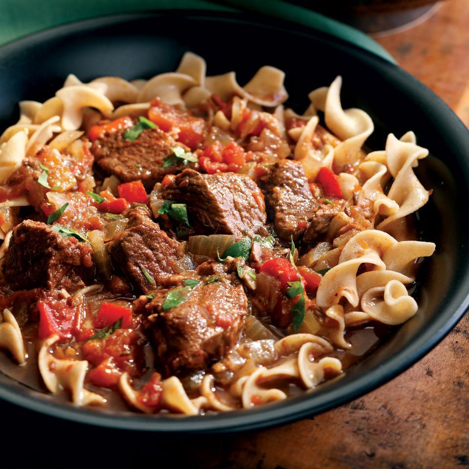 Hungarian Beef Goulash Patsy Jamieson