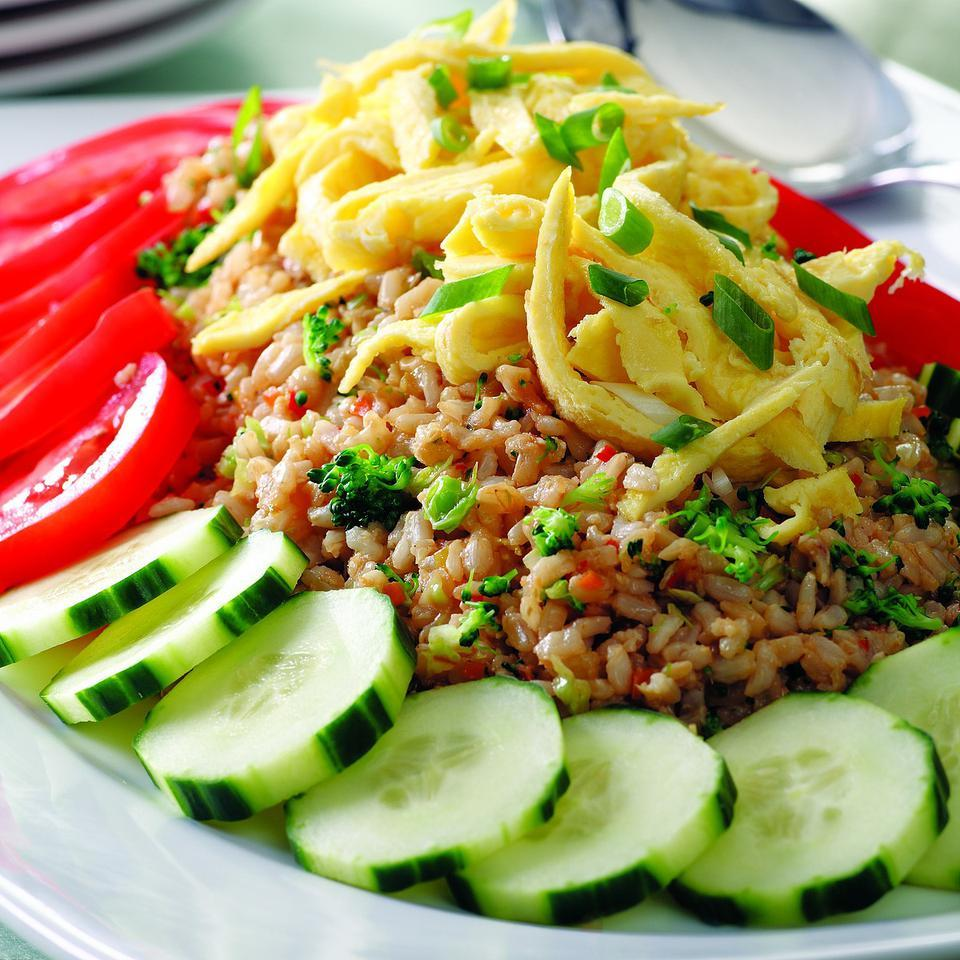 Nasi Goreng EatingWell Test Kitchen