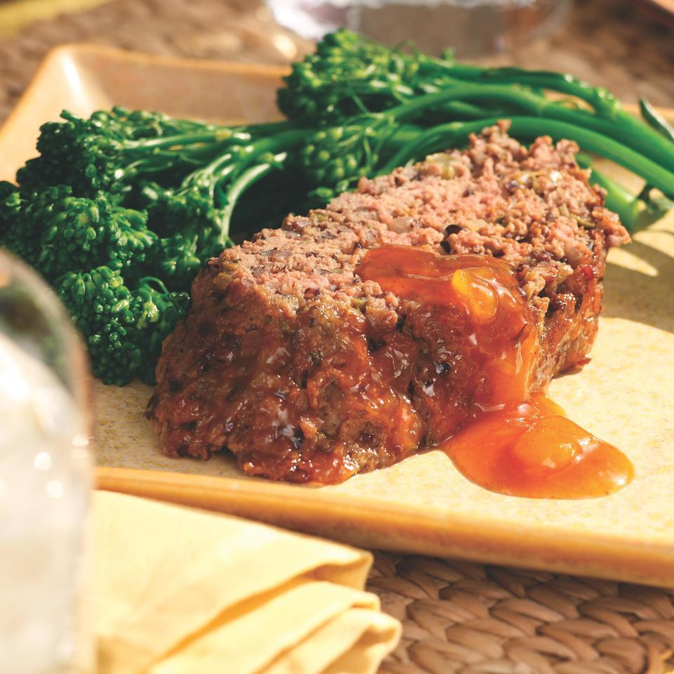 Black Rice Curried Meatloaf EatingWell Test Kitchen