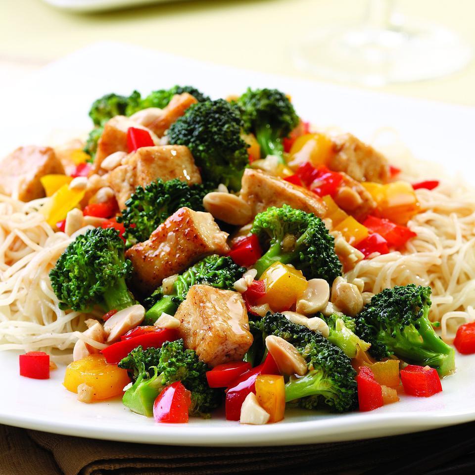 Kung Pao Tofu EatingWell Test Kitchen