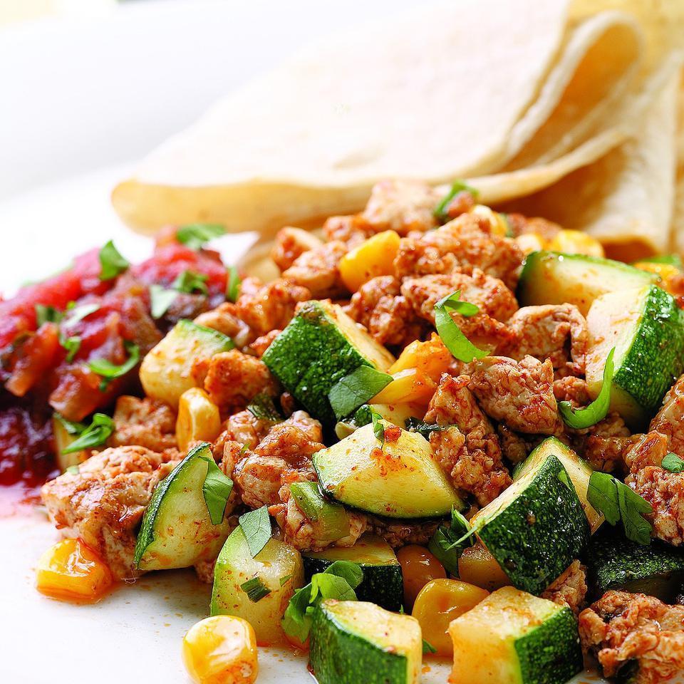 Southwestern Tofu Scramble EatingWell Test Kitchen