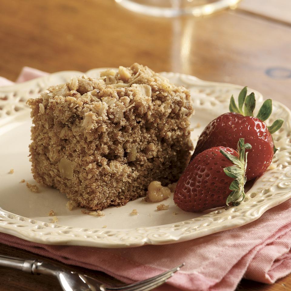 Cardamom-Crumb Coffee Cake Marie Simmons
