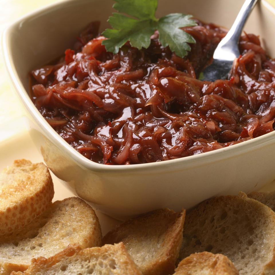 Spicy Onion Jam EatingWell Test Kitchen