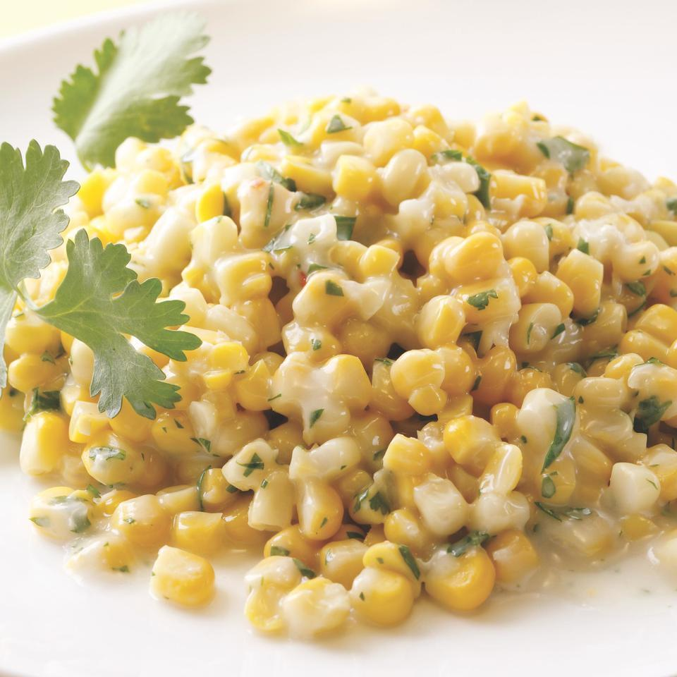 Coconut Creamed Corn EatingWell Test Kitchen