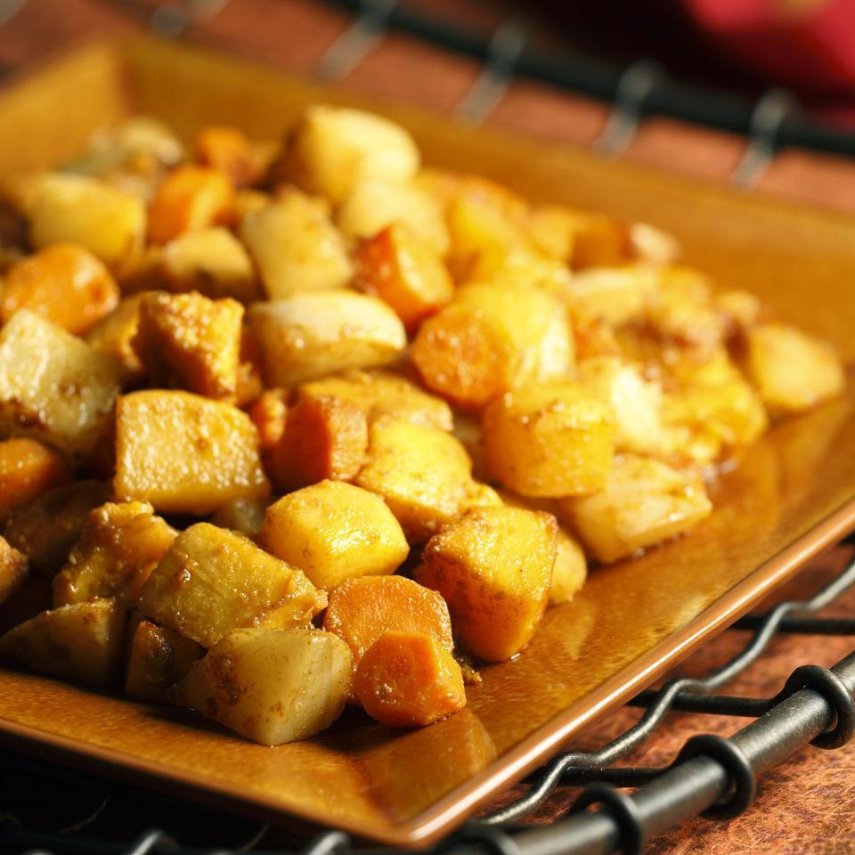 Roasted Root Vegetables with Chermoula Kitty Morse