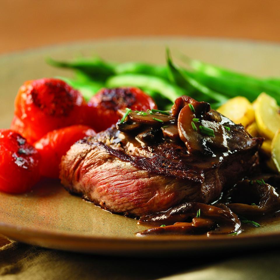 Steak Diane EatingWell Test Kitchen
