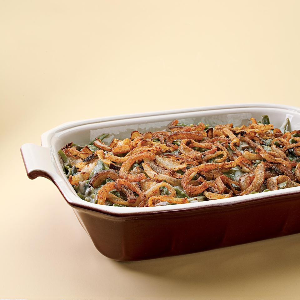 Green Bean Casserole EatingWell Test Kitchen