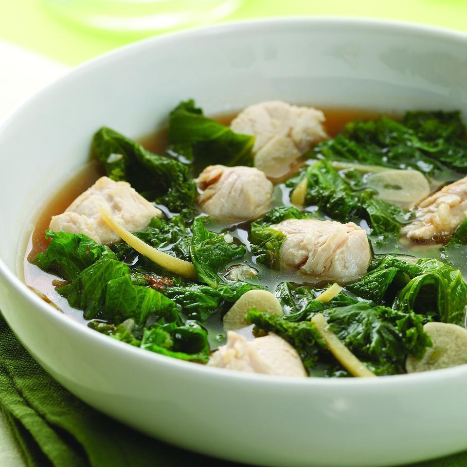 Hawaiian Ginger-Chicken Stew EatingWell Test Kitchen