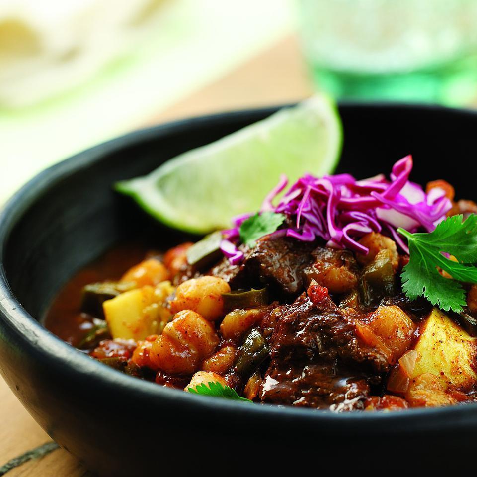 Mexican Bison Stew Bruce Aidells