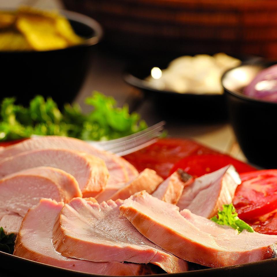 Smoked Turkey Breast EatingWell Test Kitchen