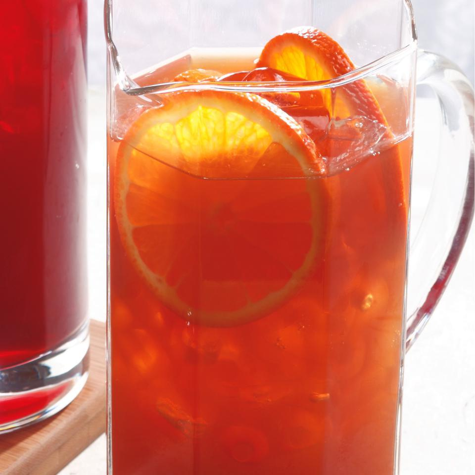 Orange-Earl Grey Iced Tea EatingWell Test Kitchen