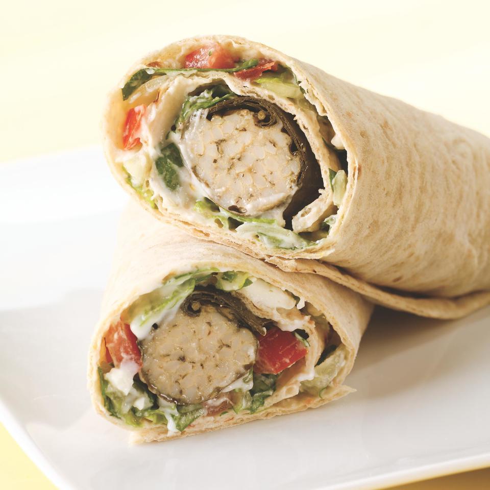 Dolmas Wrap EatingWell Test Kitchen