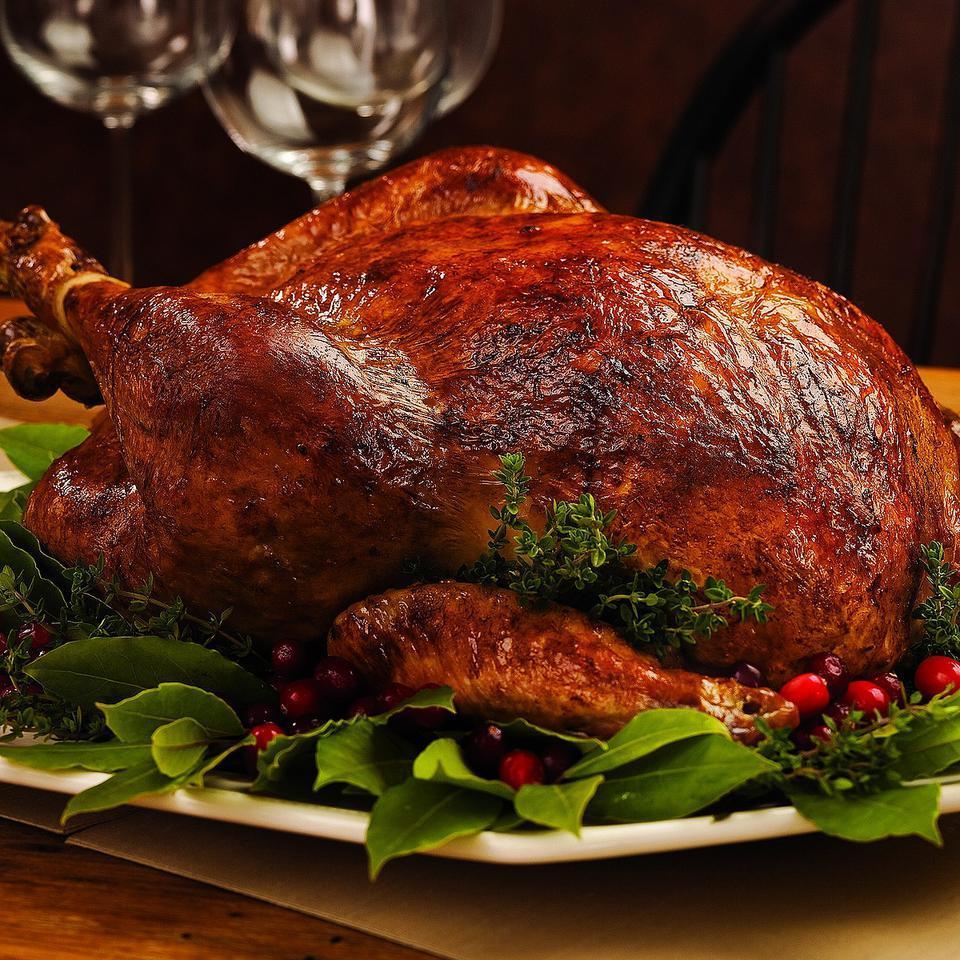 Brine-Cured Roast Turkey EatingWell Test Kitchen