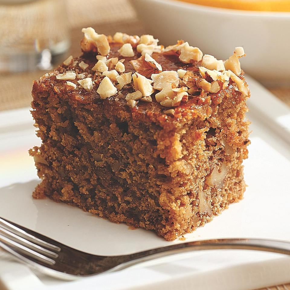 Greek Walnut Spice Cake Maria Speck