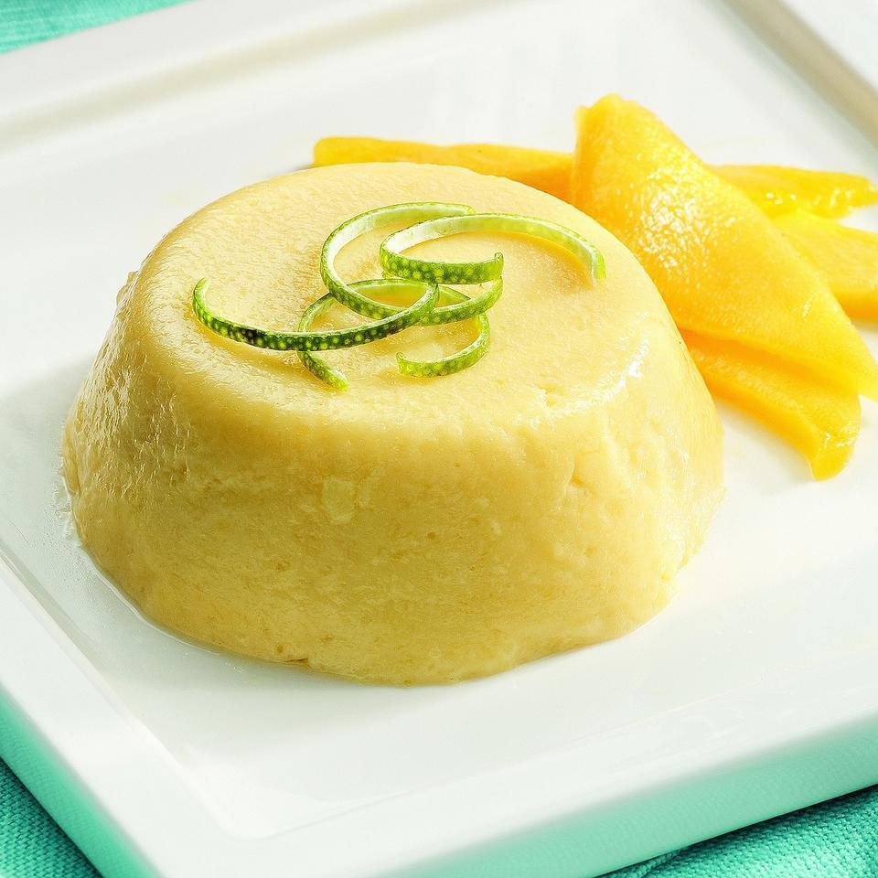 Mango Pudding EatingWell Test Kitchen
