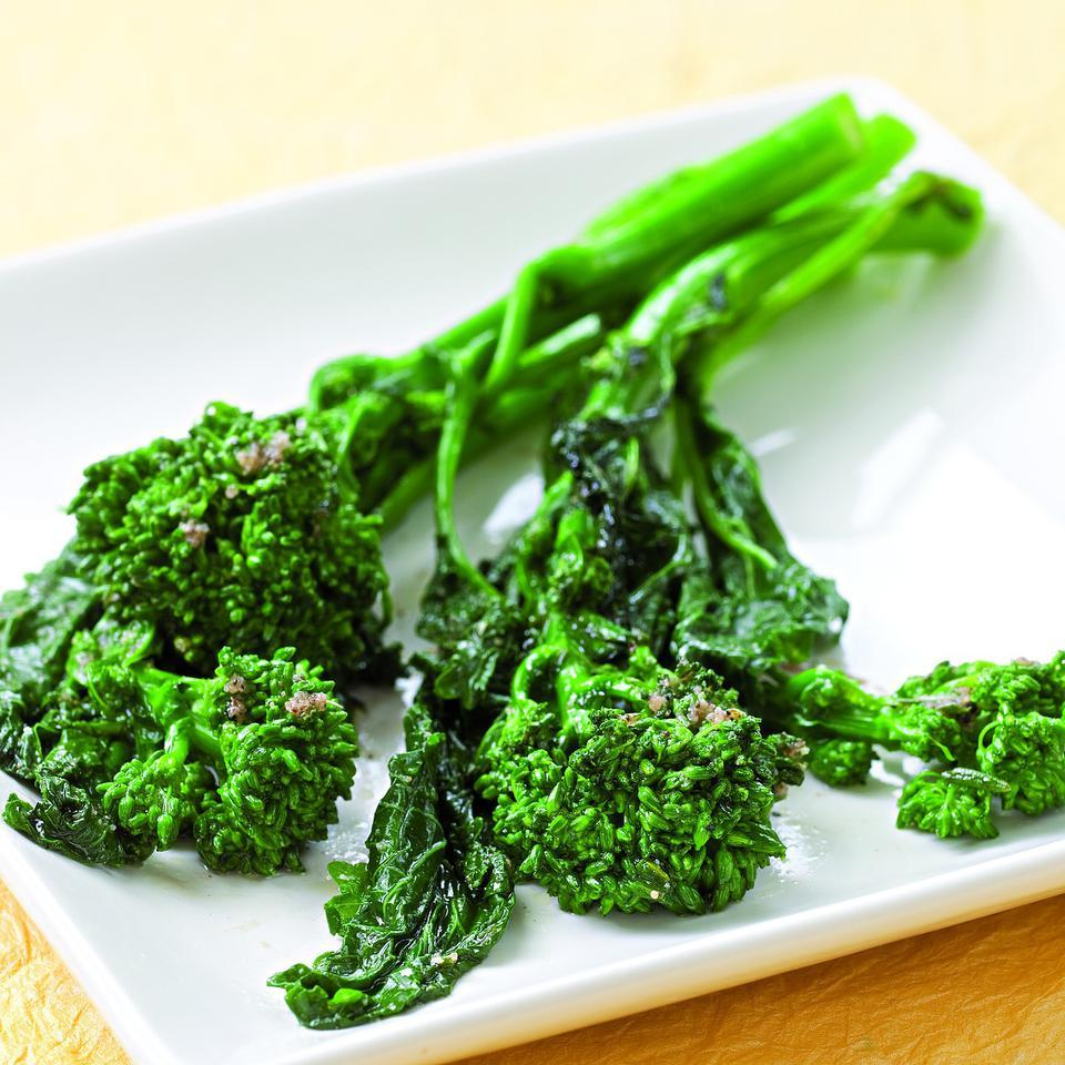 Grilled Broccoli Rabe EatingWell Test Kitchen