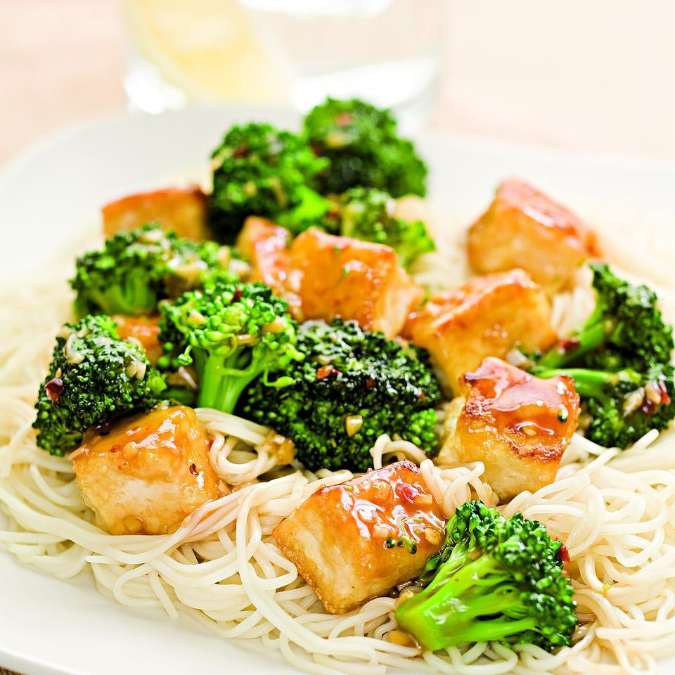 Tofu & Broccoli Stir-Fry EatingWell Test Kitchen