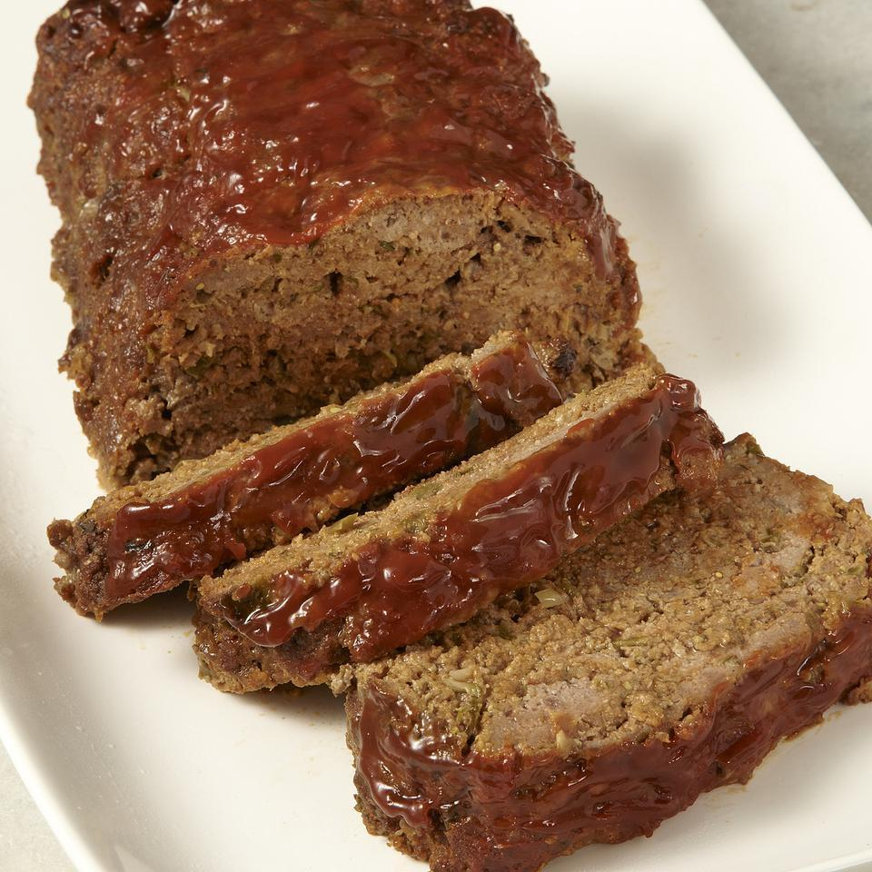Smoky Meatloaf EatingWell Test Kitchen