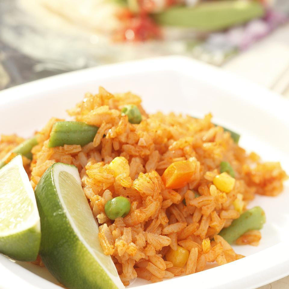 Nina's Mexican Rice Bruce Aidells