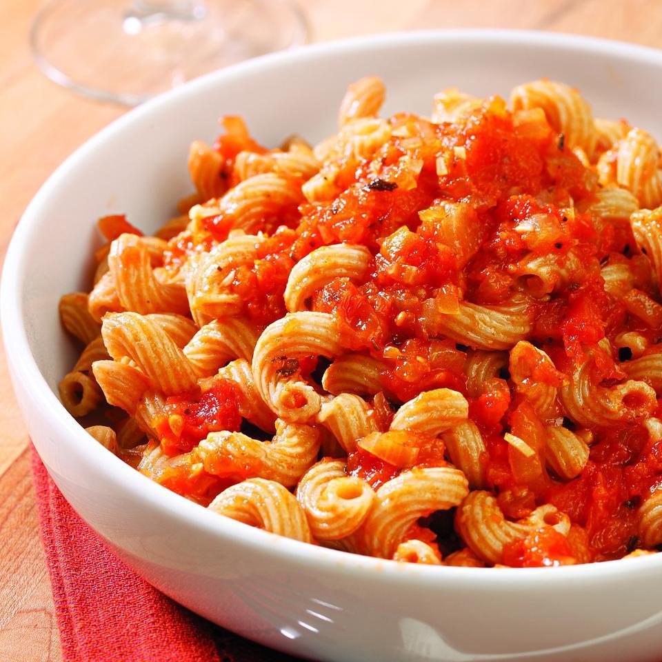 Garden Tomato Sauce EatingWell Test Kitchen