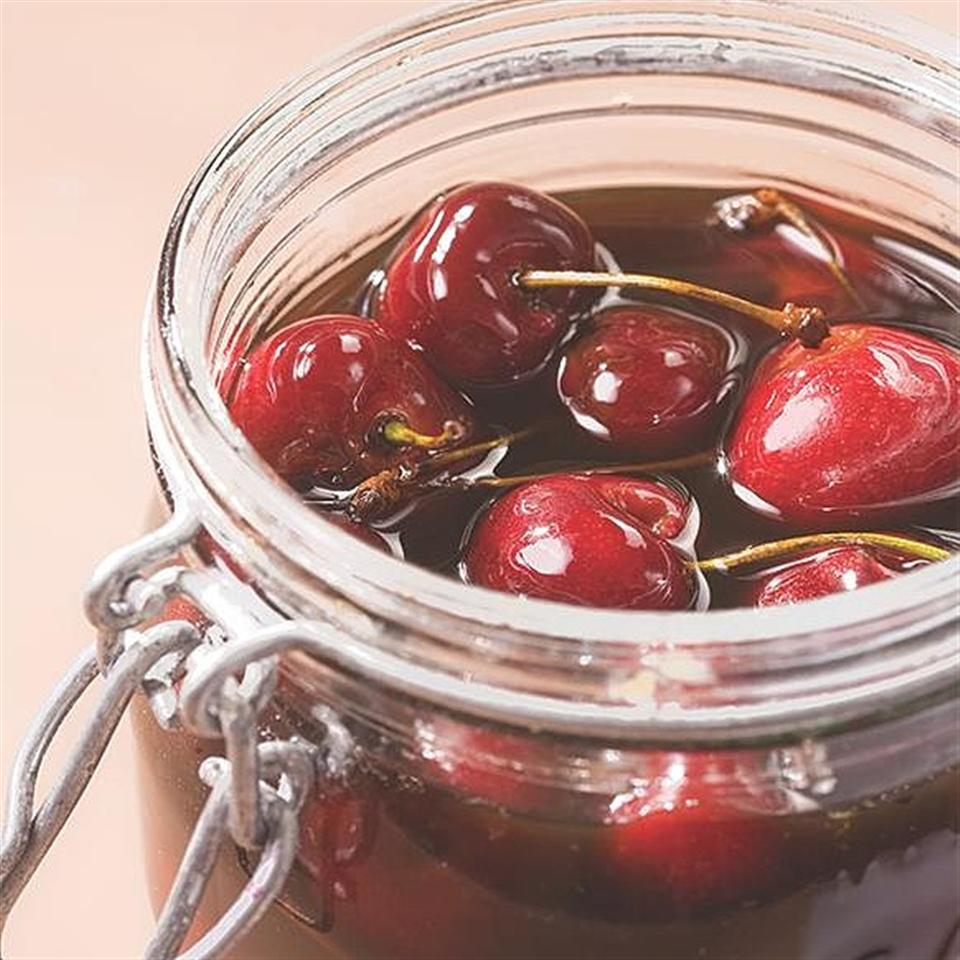 Bourbon Cherries EatingWell Test Kitchen