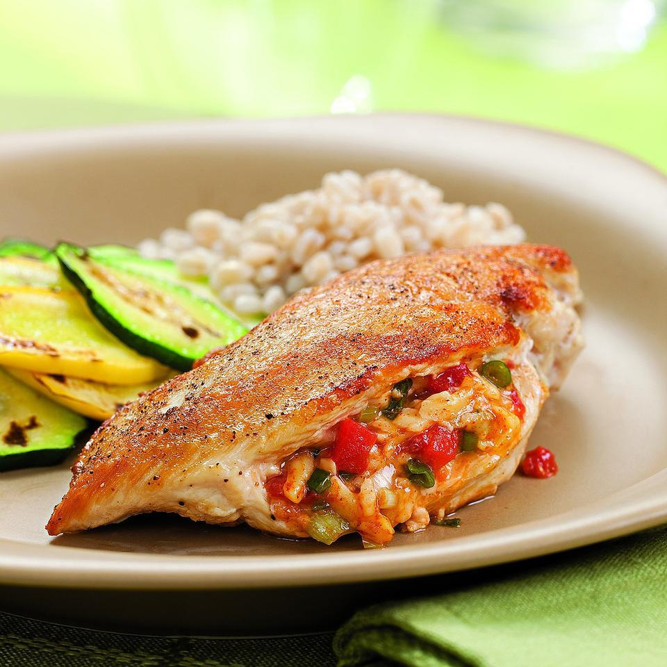 Chicken Breasts Stuffed with Pimiento Cheese EatingWell Test Kitchen