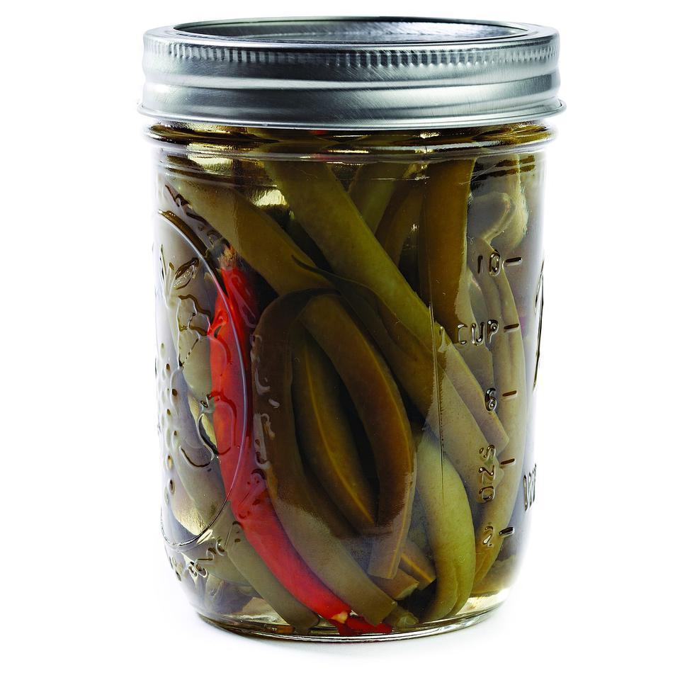 Sweet Pickled Green Beans EatingWell Test Kitchen
