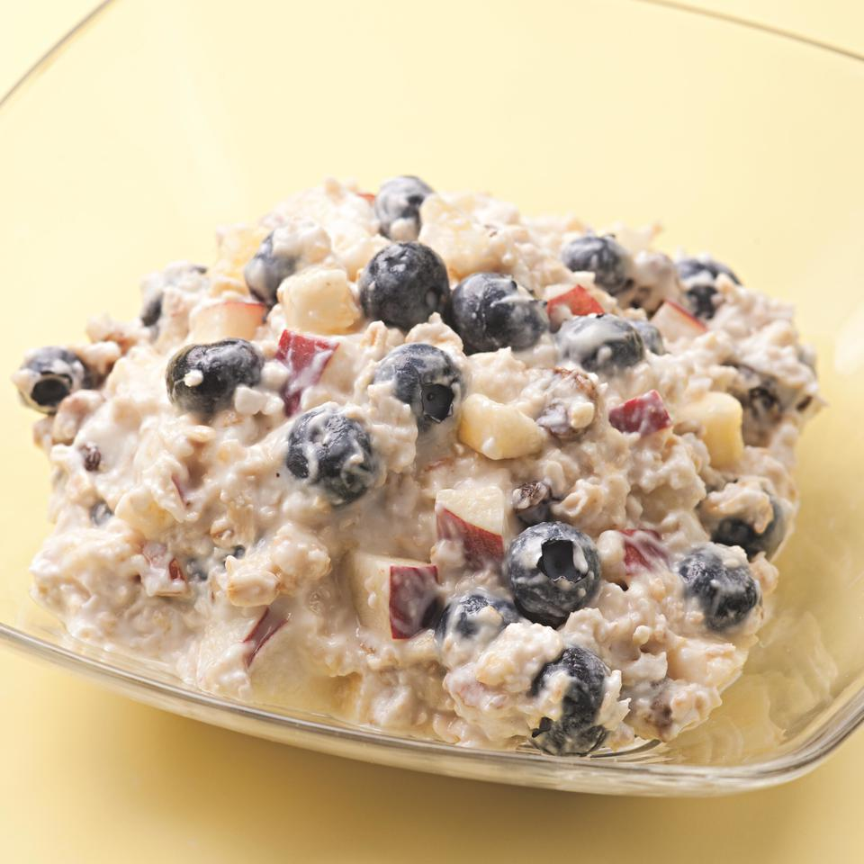 Tutti-Frutti Muesli EatingWell Test Kitchen