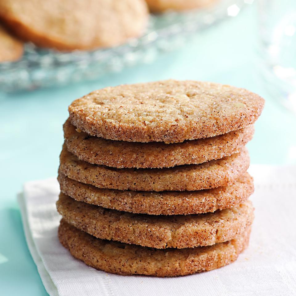These healthier pecan butter cookies are made with whole-wheat pastry flour and plenty of nuts.