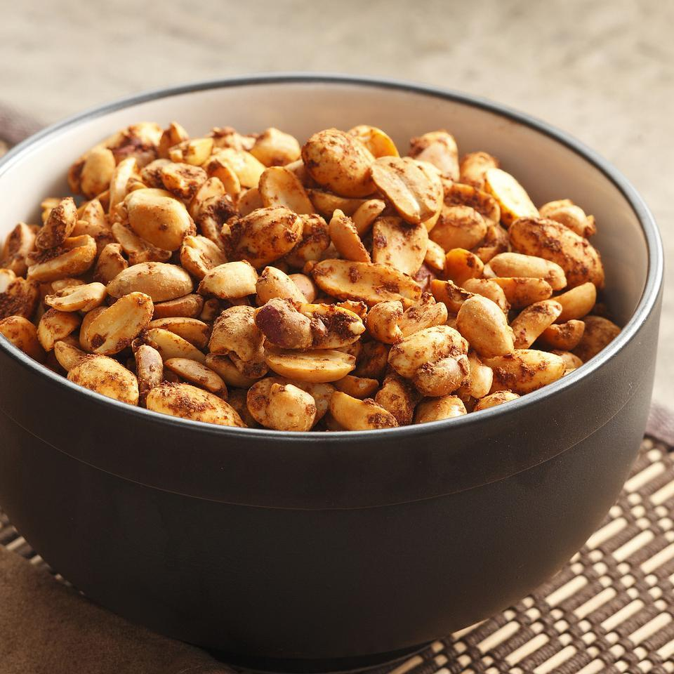 Chile-Lime Peanuts EatingWell Test Kitchen