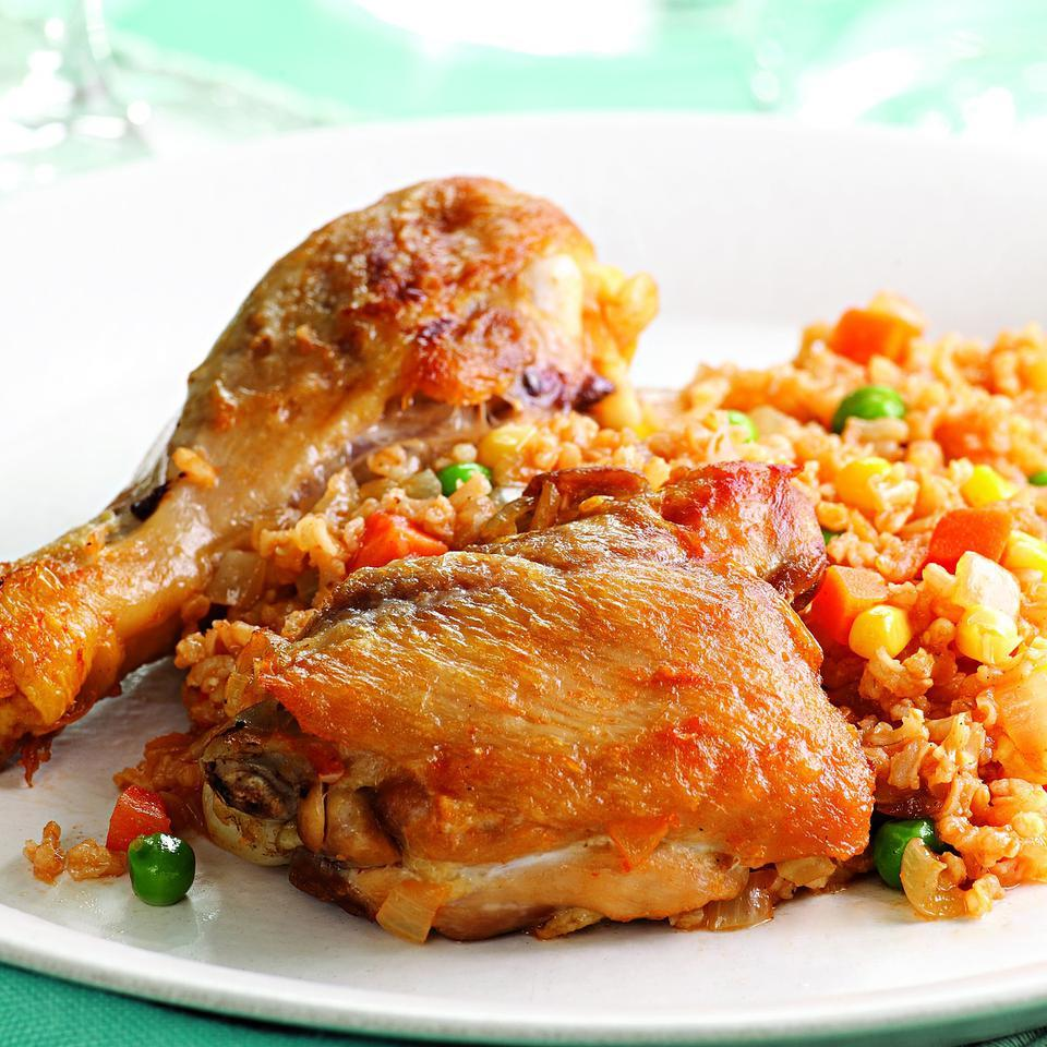 Arroz con Pollo EatingWell Test Kitchen