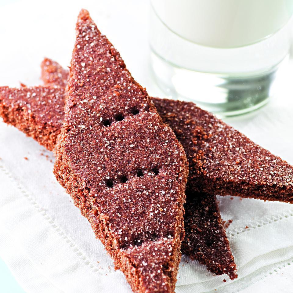 Chile-Cocoa Graham Crackers Alice Medrich