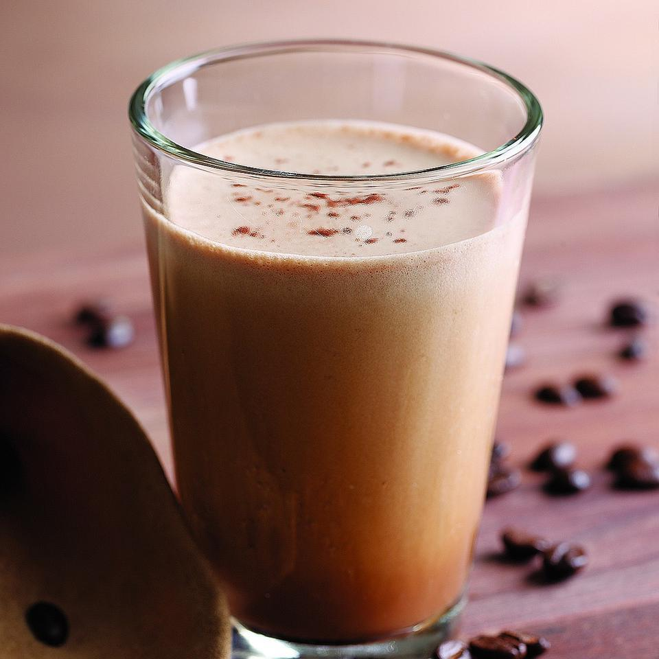 EatingWell Frozen Mochaccino Joyce Hendley