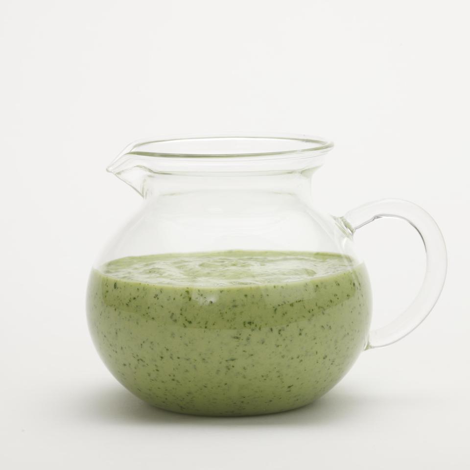 Creamy Cilantro-Avocado Dressing EatingWell Test Kitchen