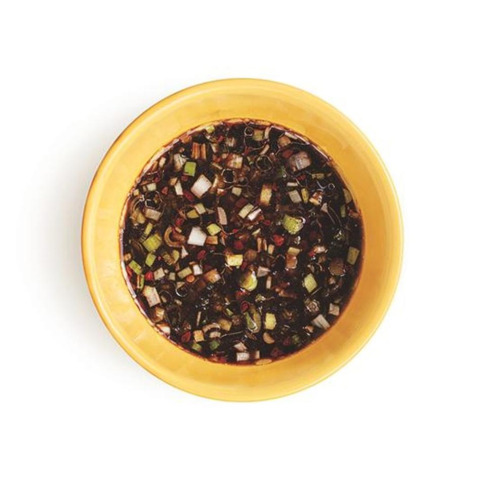 Black Bean-Scallion Sauce EatingWell Test Kitchen
