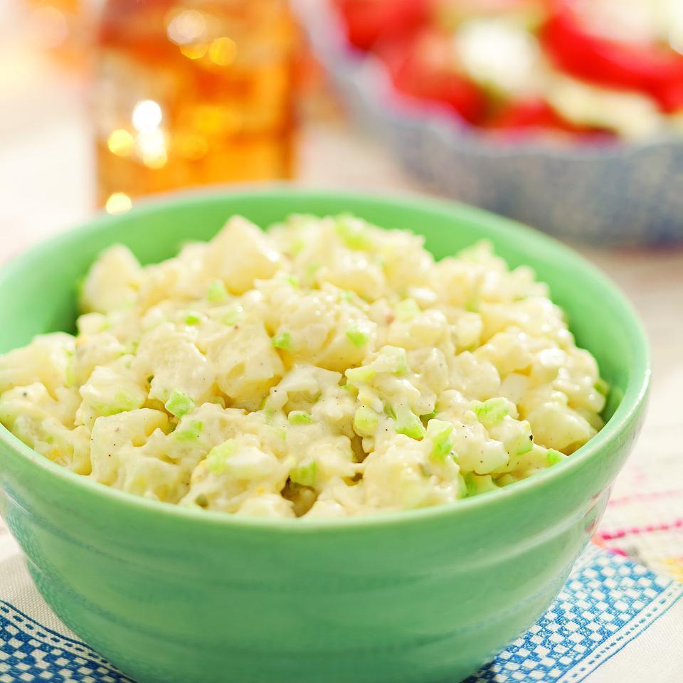 Mama's Potato Salad Virginia Willis