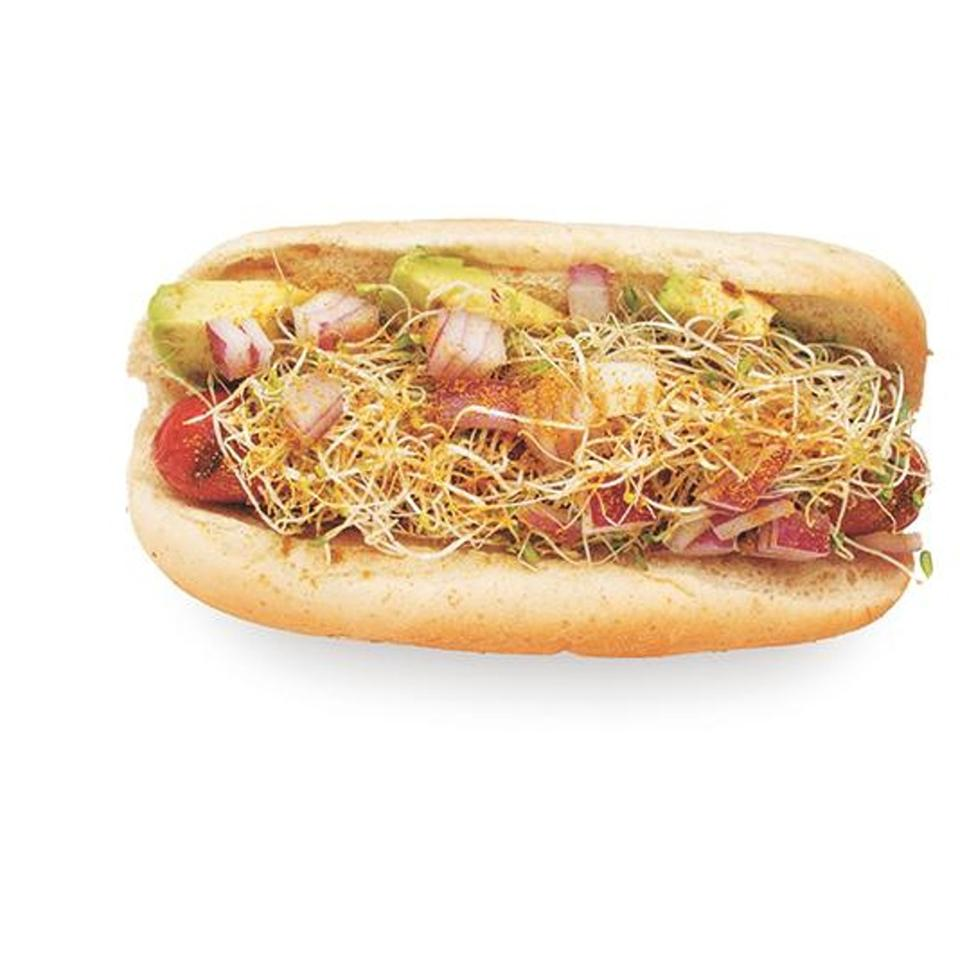California Hot Dog EatingWell Test Kitchen