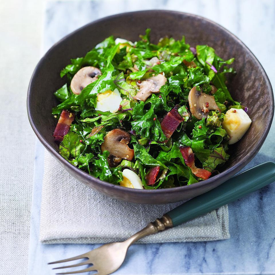 Hearty Kale Salad EatingWell Test Kitchen